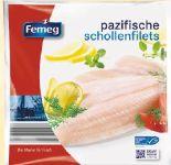 Schollen-Filets von Femeg