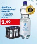 Mineralwasser von Aqa Pura