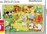 Holzpuzzle von Alldoro