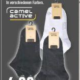 Herren-Sneakersocken 3er-Pack von Camel Active