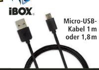 Micro-USB Kabel von iBox