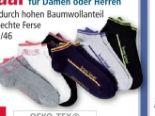 Sneaker-Socken von Bruno Banani