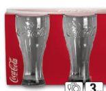 Gläser 3er von Coca-Cola