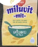 Miluvit Grießbrei von Milupa