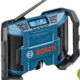 Baustellenradio Akku GPB 12V-10 von Bosch
