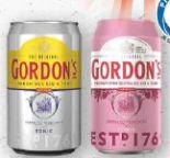 Gin & Tonic von Gordon's