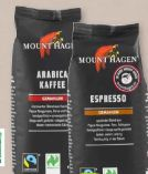 Bio-Röstkaffee Fair Trade von Mount Hagen