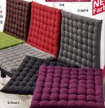 Baumwoll-Sitzkissen von Bella Casa