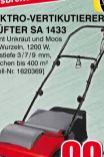 Elektro-Vertikutierer-Lüfter RG-SA 1433 von Einhell