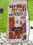 Grillbrikett von BBQ