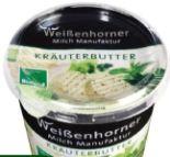 Bio Kräuterbutter von Weißenhorner Milch Manufaktur