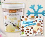 Bio-Eiscreme von Schrozberger Milchbauern