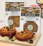 Bio-Vegane Burger von Soto