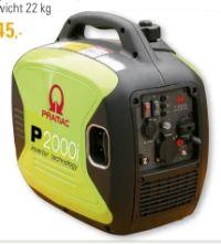 Stromerzeuger P 2000i von Pramac