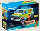 Scooby-Doo Mystery Machine 70286 von Playmobil