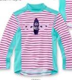 Kinder UV-Langarm-shirt