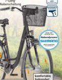 Alu-Citybike Red 5.0 von Zündapp