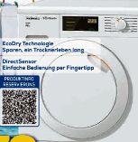Wärmepumpentrockner TDB220WP von Miele