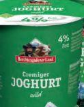 Joghurt von Berchtesgadener Land
