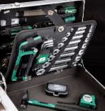 Alu-Werkzeugkoffer von Brüder Mannesmann Werkzeuge