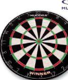 Dartboard Winner von Hudora