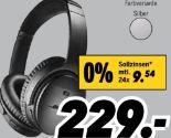 Quietcomfort 35 Over-Ear-Kopfhörer von Bose