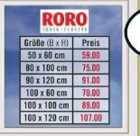 Kunststoff-Fenster Light von Roro