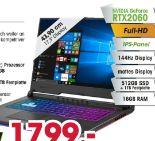 Gaming-Notebook ROG Strix G G731GV von Asus