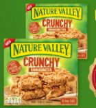 Hafer-Riegel von Nature Valley