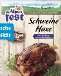 Schweinehaxe von Alpenfest