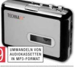 Kassettendigitalisierer DigiTape DT-01 von Technaxx