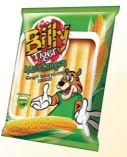 Maisstangen von Billy Tiger