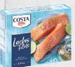 Marinierte Lachsfilets von Costa