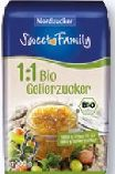 Nordzucker Bio Gelierzucker 1:1 von Sweet Family