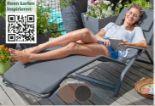 Freizeit-Saunaliege von Gardenline