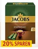 Espresso Sticks von Jacobs