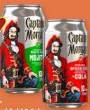 Original Spiced Gold & Cola von Captain Morgan