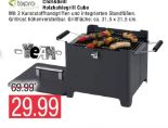 Chill & Grill Holzkohlengrill Cube von Tepro