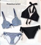 Damen Bikini von Queentex