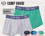 Herren-Retro-Shorts von Camp David