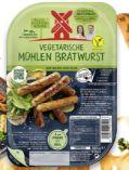 Vegetarische Mühlen Bratwurst von Rügenwalder Mühle
