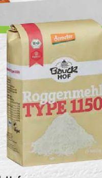 Bio Roggenmehl von Bauckhof
