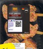 Schweine-Filetspieße von BBQ