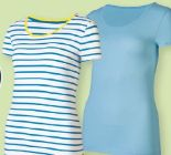 Damen Basic T-Shirts von Blue motion