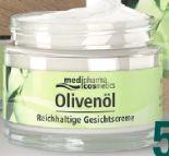 Olivenöl Reichhaltige Creme von Dr. Theiss Naturwaren