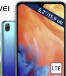 Smartphone Y7 von Huawei