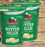 Frische Bio-Buttermilch von Berchtesgadener Land