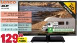 LED-TV DVL-2462 BK von Lenco