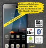 Smartphone Blade A612 von Zte
