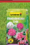 Rhododendron-Erde von Gartenkrone